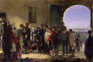 Nightingale_receiving_the_Wounded_at_Scutari_by_Jerry_Barrett