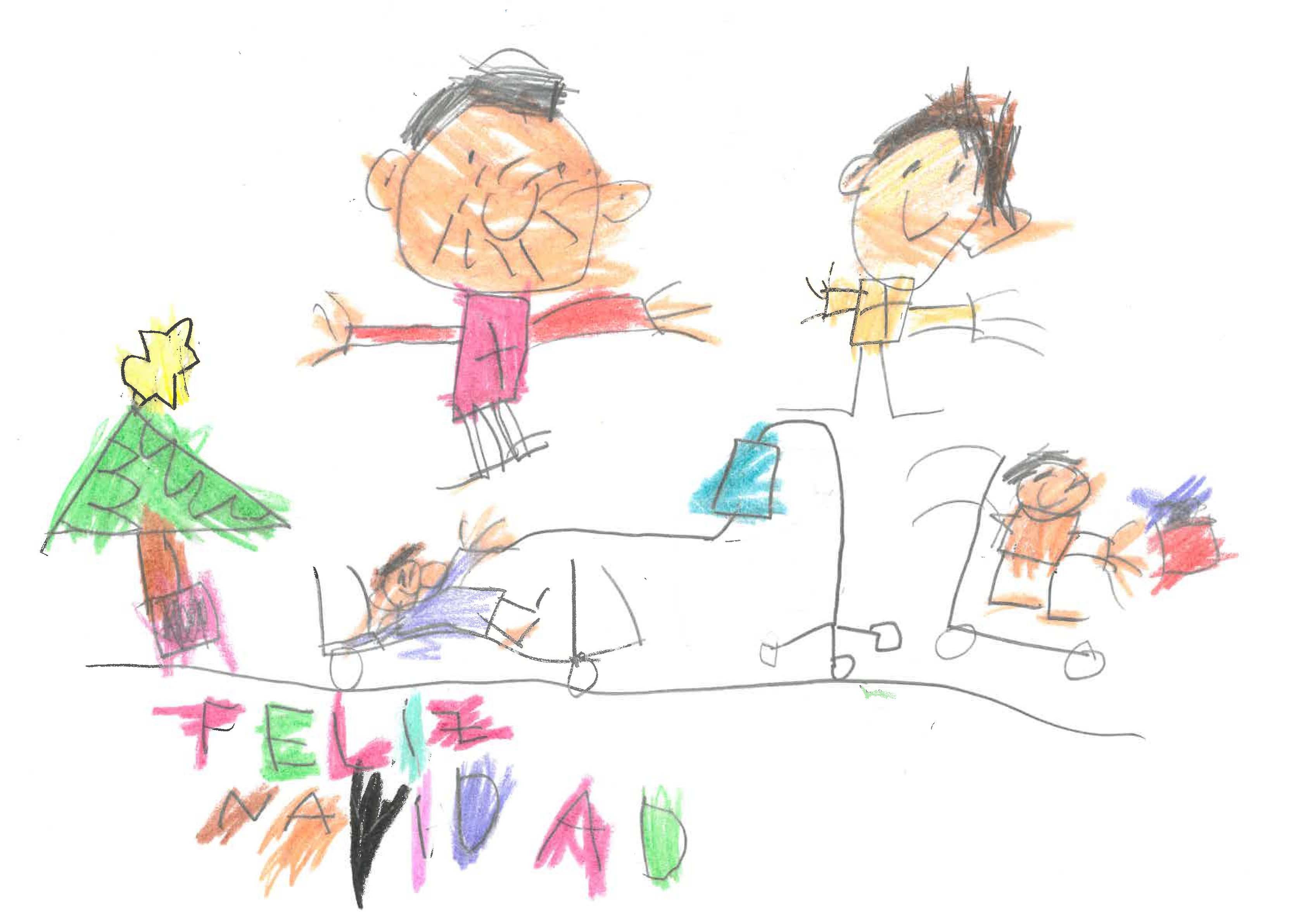Ya se conocen los nombres de los ganadores del x concurso de dibujo infantil la enfermer a y la - Dibujos pared infantil ...